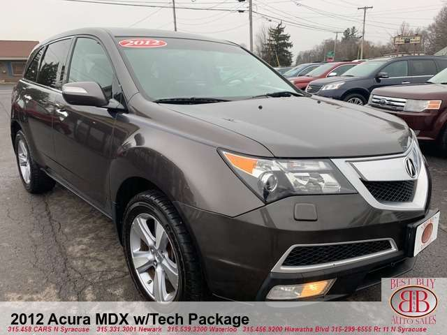 2012 Acura MDX w/Tech Package