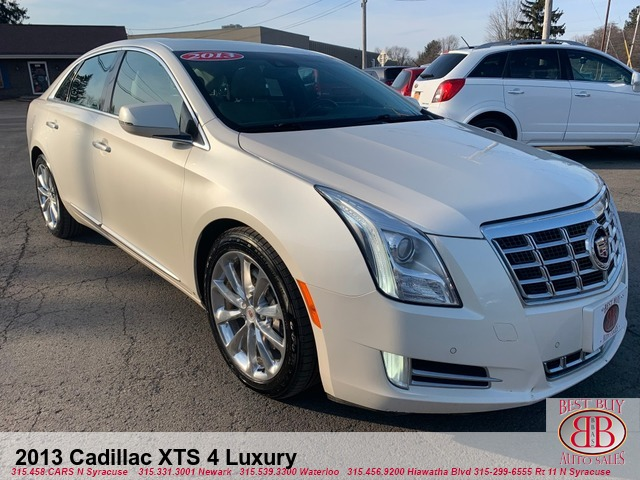 2013 Cadillac XTS 4 Luxury