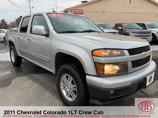 2011 Chevrolet Colorado 1LT Crew Cab