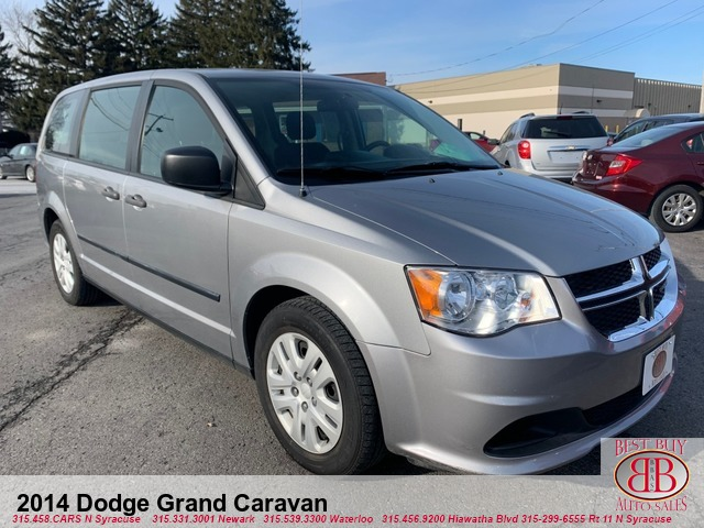 2014 Dodge Grand Caravan Van/Minivan