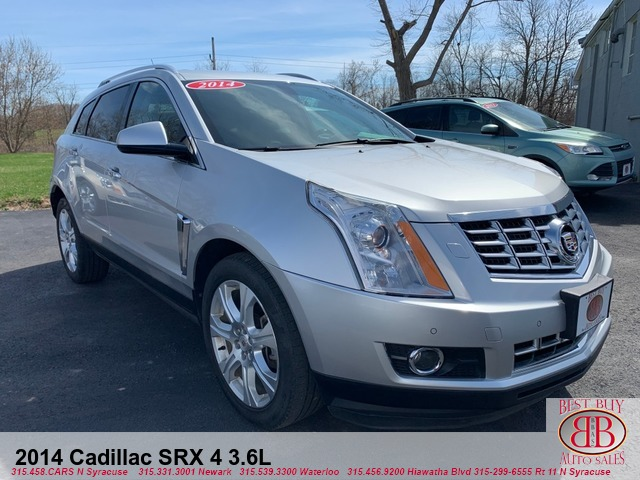 2014 Cadillac SRX 4 Performance Collection