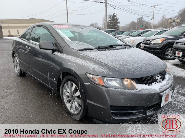 2010 Honda Civic EX Coupe