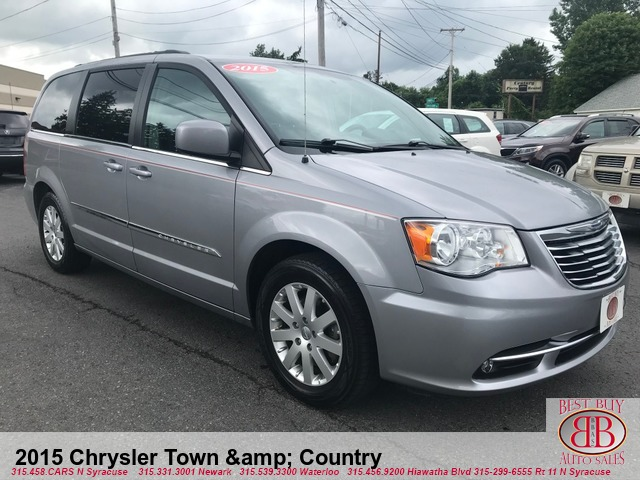 2015 Chrysler Town & Country Van/Minivan