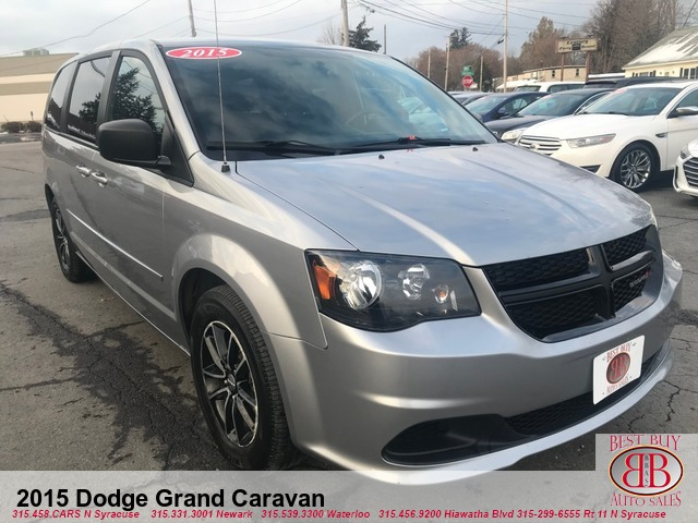 2015 Dodge Grand Caravan Van/Minivan