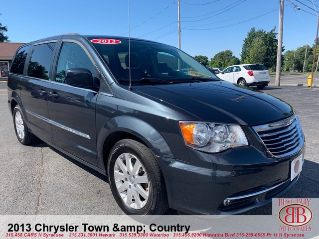 2013 Chrysler Town & Country Van/Minivan