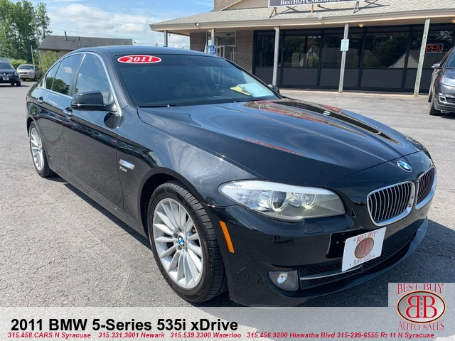 2011 BMW 5-Series 535i xDrive