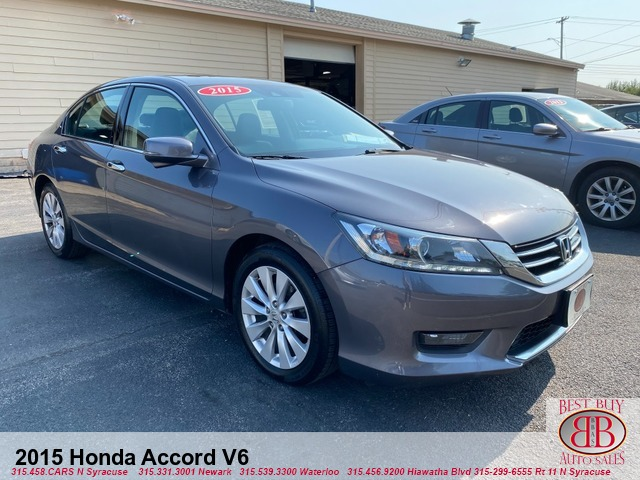 2015 Honda Accord EX-L V6