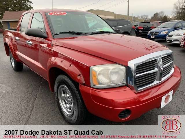 2007 Dodge Dakota ST Quad Cab