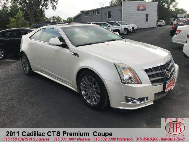 2011 Cadillac CTS 4 Premium  Coupe