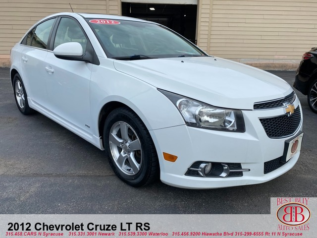 2012 Chevrolet Cruze LT RS