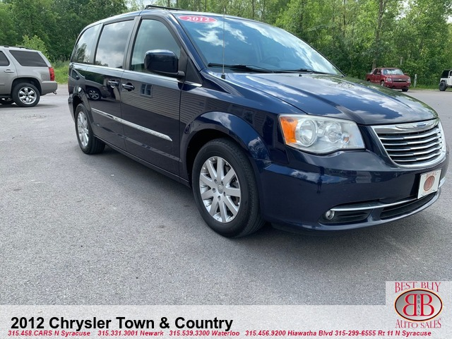 2012 Chrysler Town & Country Van/Minivan