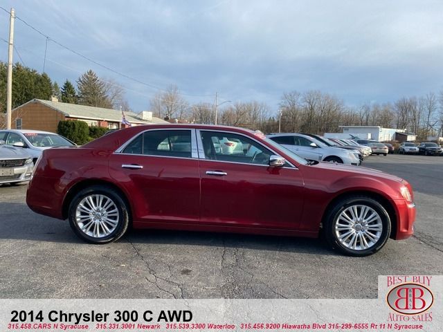 2014 Chrysler 300 C AWD