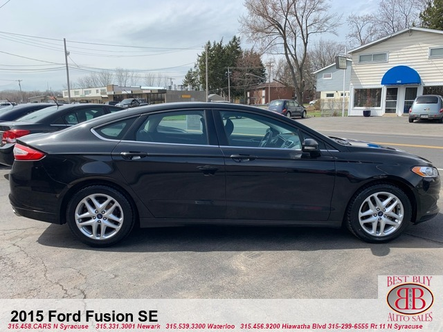 Vehicle Text Inquiry 2015 Ford Fusion Se Best Buy Auto Sales