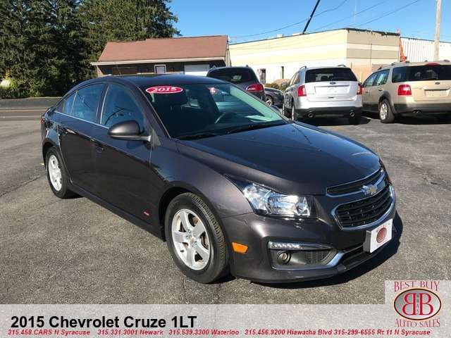 2015 Chevrolet Cruze 1LT RS