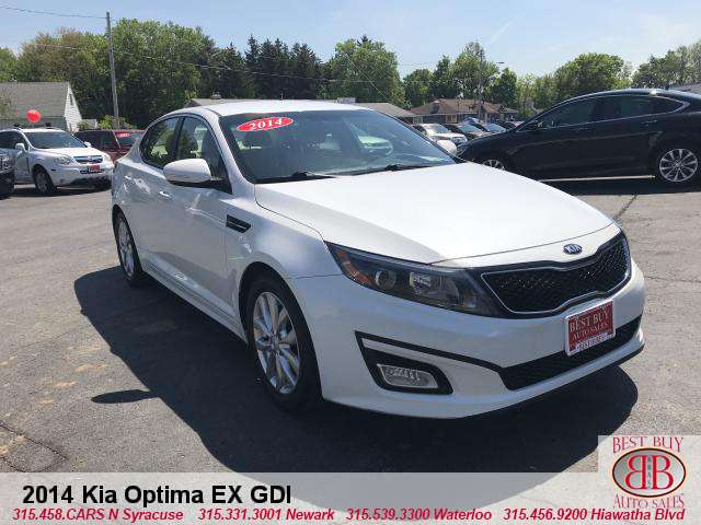 2014 Kia Optima EX GDI