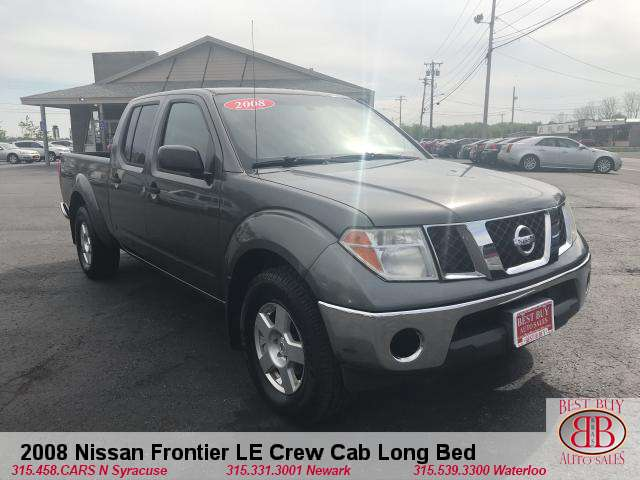 2008 Nissan Frontier SE Crew Cab Long Bed