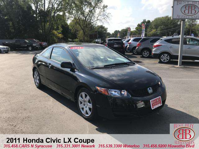2011 Honda Civic LX Coupe