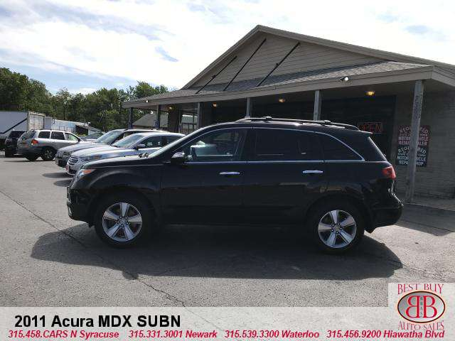 Vehicle Text Inquiry Acura MDX SUBN Best Buy Auto Sales - Best tires for acura mdx