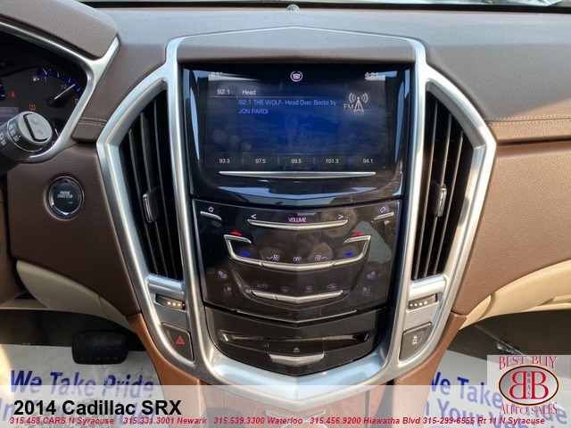 2014 Cadillac SRX Premium Collection 4, 3.6L AWD