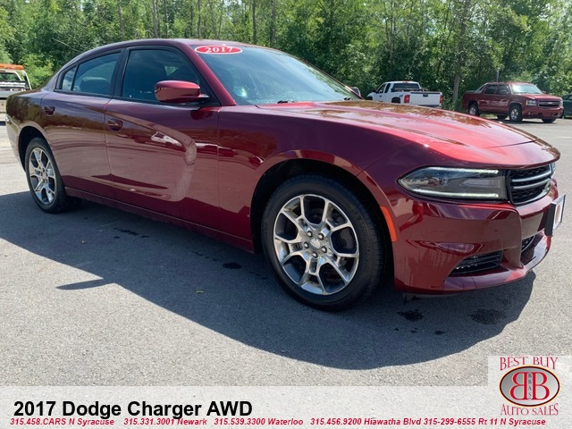 2017 Dodge Charger awd