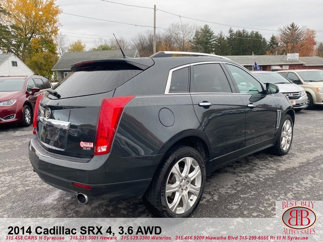 2014 Cadillac SRX 4, Performance Collection 3.6 AWD