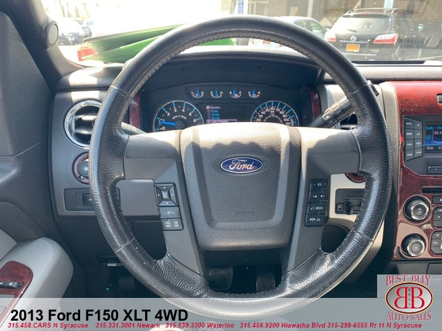 2013 Ford F-150 XLT SuperCrew 6.5-ft. Bed