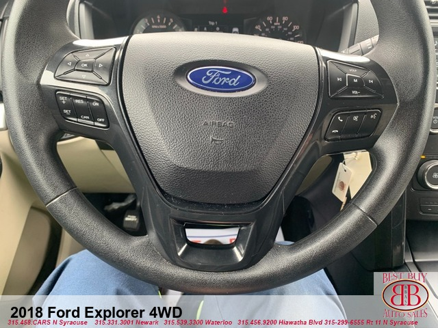 2018 Ford Explorer 4WD