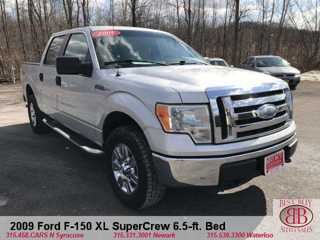 2009 Ford F-150 XL SuperCrew 6.5-ft. Bed