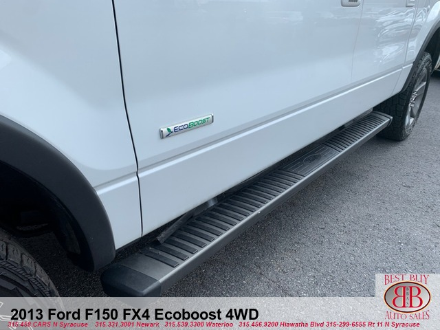 2013 Ford F-150 XLT Ecoboost 4WD SuperCrew 6.5-ft. Bed